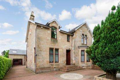 4 Bedrooms Detached House for sale in Thorn Road, Bearsden