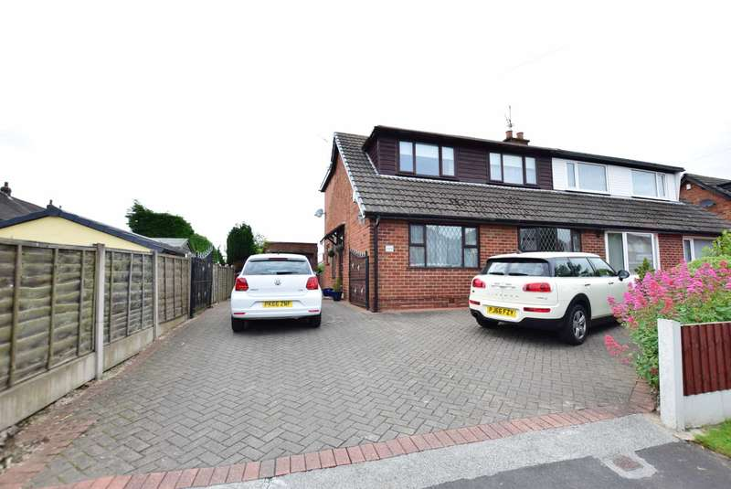 4 Bedrooms Semi Detached House for sale in Bryning Lane, Newton