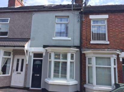3 Bedrooms Terraced House for sale in Victoria Street, Stoke On Trent, Staffordshire