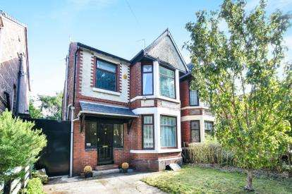 4 Bedrooms Semi Detached House for sale in Burford Road, Manchester, Greater Manchester