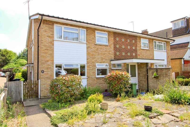 2 Bedrooms Ground Maisonette Flat for sale in West End Avenue, Pinner