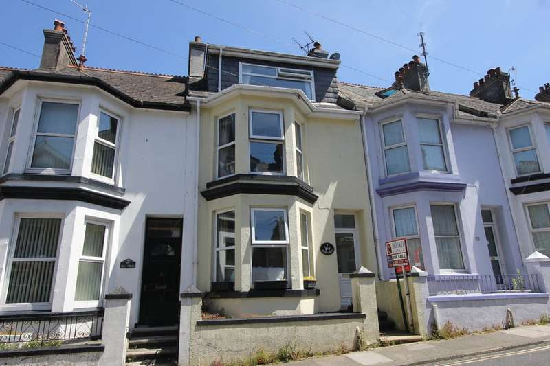4 Bedrooms Terraced House for sale in Drew Street, Brixham