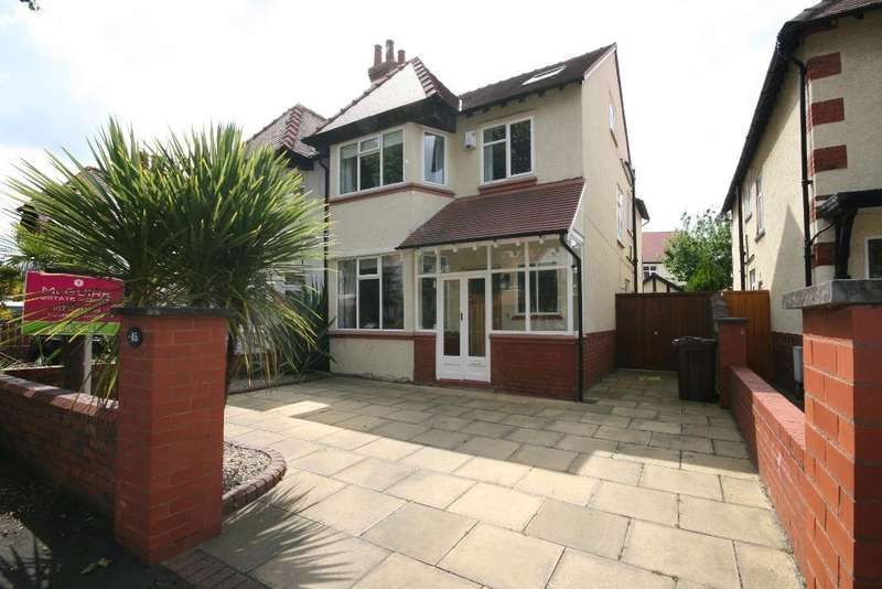 5 Bedrooms Semi Detached House for sale in Grange Road, Southport, PR9 9AD