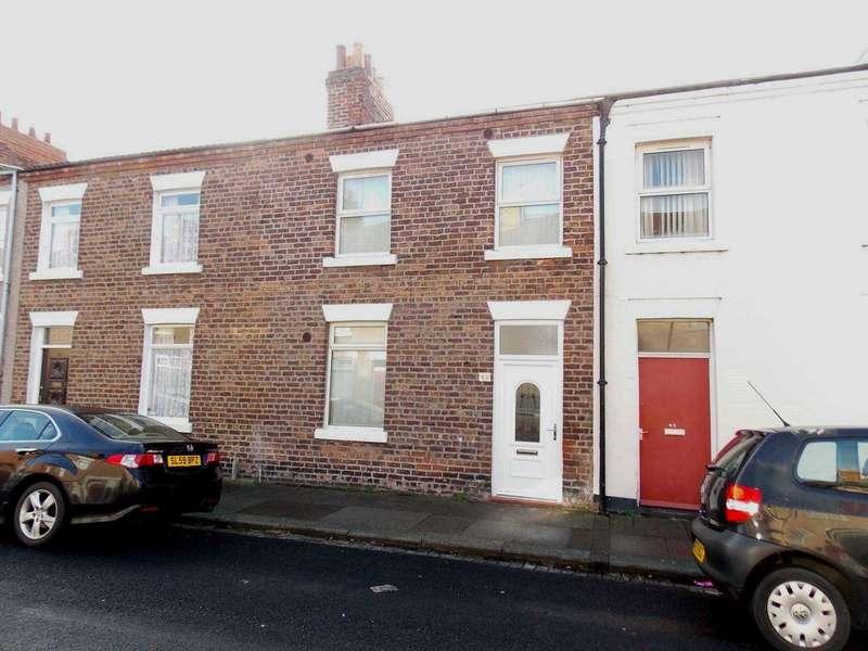 2 Bedrooms Terraced House for sale in Zetland Street, Darlington