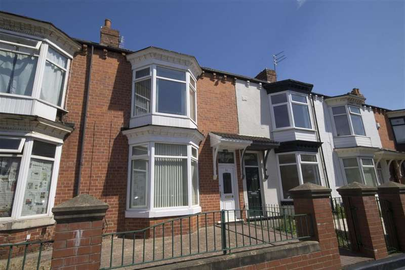 3 Bedrooms Terraced House for sale in Ayresome Street, Middlesbrough, TS1 4NL