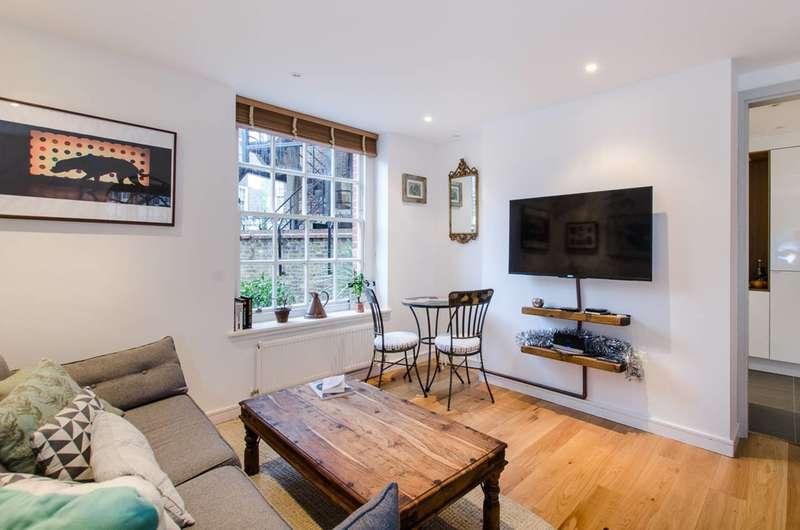 3 Bedrooms Flat for sale in Erasmus Street, Westminster, SW1P