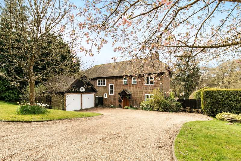 5 Bedrooms Detached House for sale in Brooklands Farm Close, Fordcombe, Tunbridge Wells, Kent, TN3