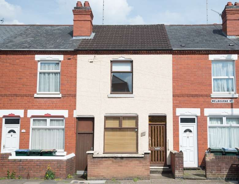 3 Bedrooms Terraced House for sale in Melbourne road, Earlsdon, Coventry, West Midlands, CV5
