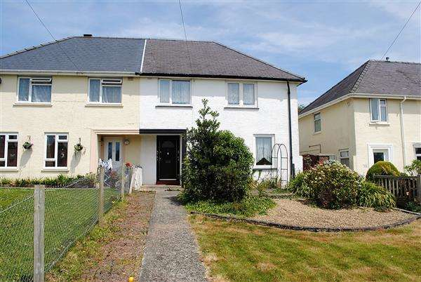 3 Bedrooms Semi Detached House for sale in 14 Cross Park