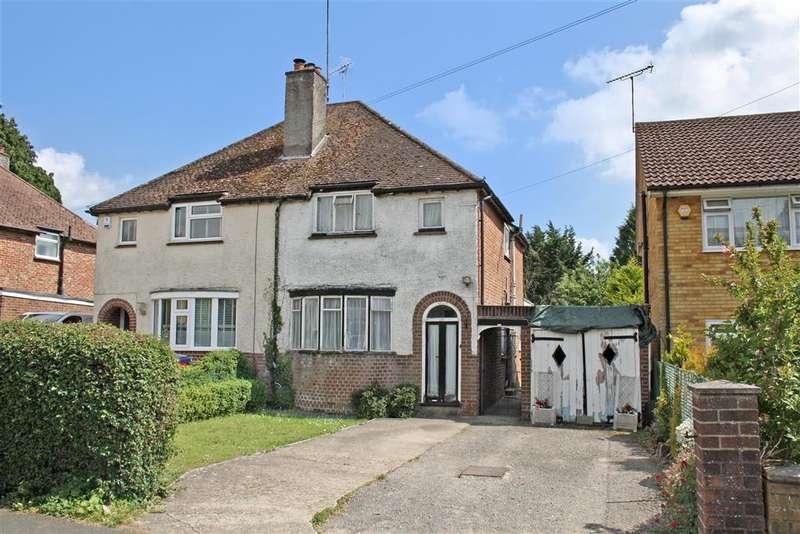 3 Bedrooms Semi Detached House for sale in Lower Vicarage Road, Kennington, Ashford, Kent