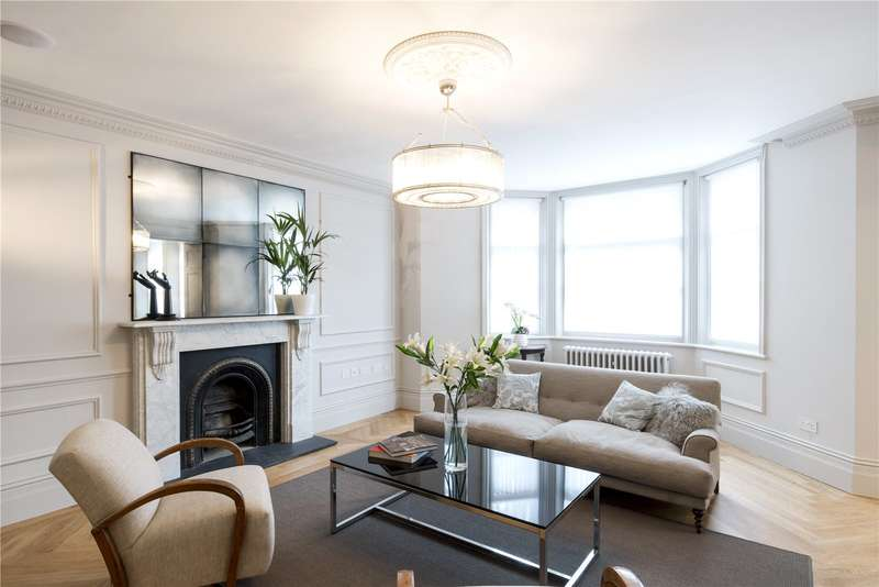 2 Bedrooms Flat for sale in Palace Gate, London, W8