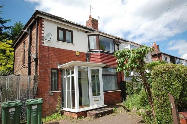 3 Bedrooms Semi Detached House for sale in Buckingham Avenue, Whitefield, Manchester, Lancashire