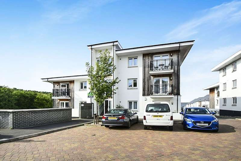 2 Bedrooms Flat for sale in Tamworth Close, Ogwell, Newton Abbot, TQ12