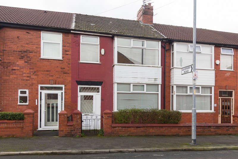 3 Bedrooms Terraced House for sale in Turnbull Road, Gorton