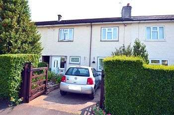 3 Bedrooms Terraced House for sale in Princess Drive, Bollington, Macclesfield
