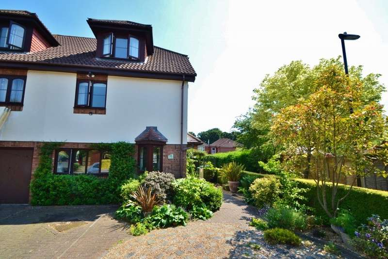 4 Bedrooms Semi Detached House for sale in Bassett