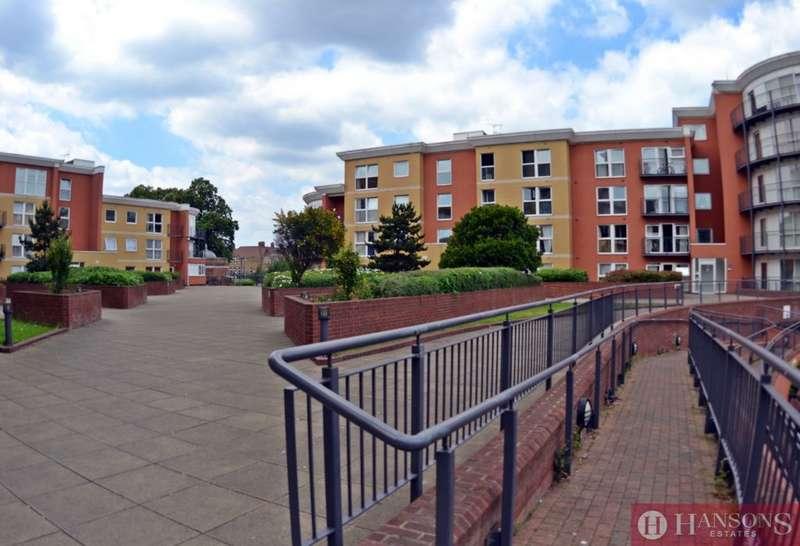 2 Bedrooms Flat for sale in Memorial Heights, Newbury Park, IG2