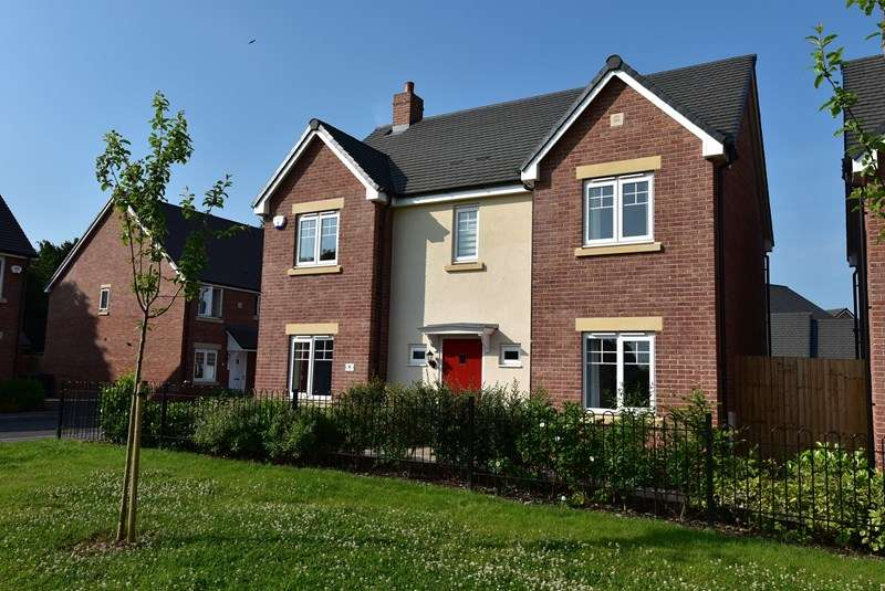 4 Bedrooms Detached House for sale in Toll Orchard, Wychbold, Droitwich