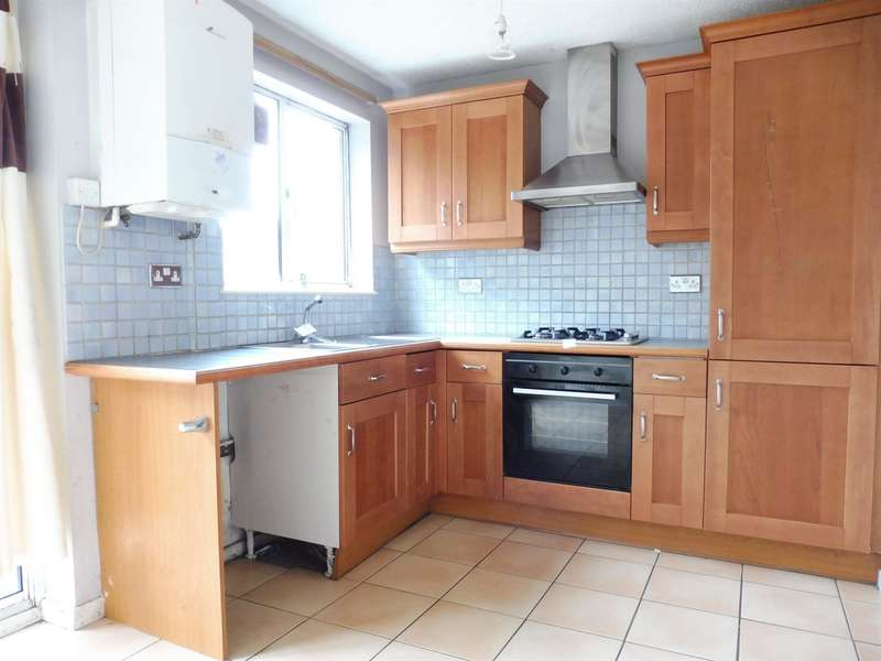 2 Bedrooms End Of Terrace House for sale in Chamberlain Row, Dinas Powys