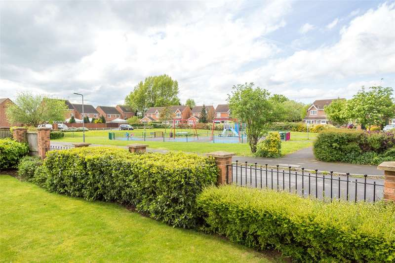 2 Bedrooms Flat for sale in Sycamore Avenue, Eggborough, Goole, DN14