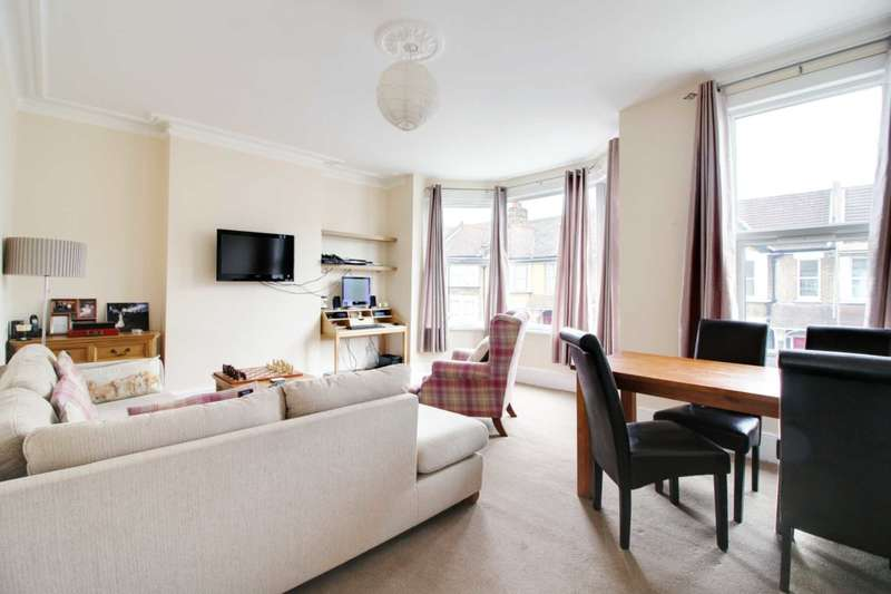 2 Bedrooms Flat for sale in Lyndhurst Drive, Leyton, E10