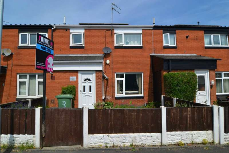 3 Bedrooms Terraced House for sale in Conroy Way, Newton Le Willows