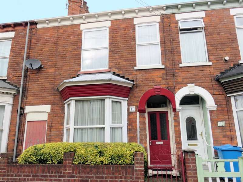 2 Bedrooms House for sale in Blenheim Street, HULL, HU5 3PS