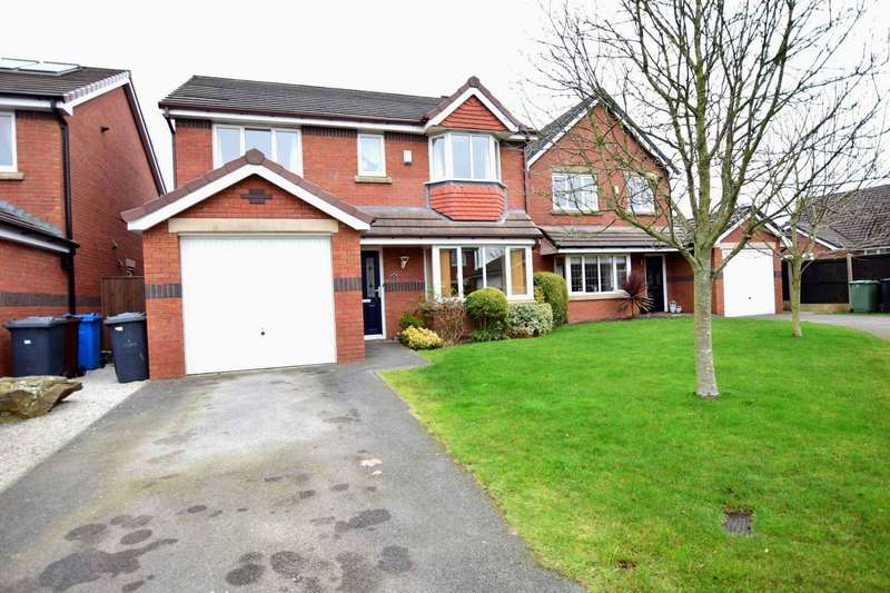 4 Bedrooms Detached House for sale in Tennyson Avenue, Warton