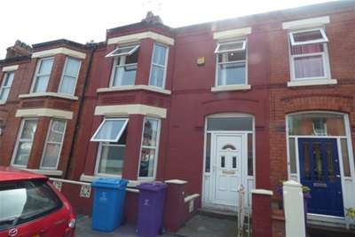 4 Bedrooms Terraced House for rent in Calton Avenue, L18