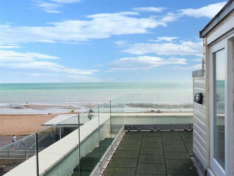 4 Bedrooms Town House for sale in Marine Parade, Worthing, West Sussex