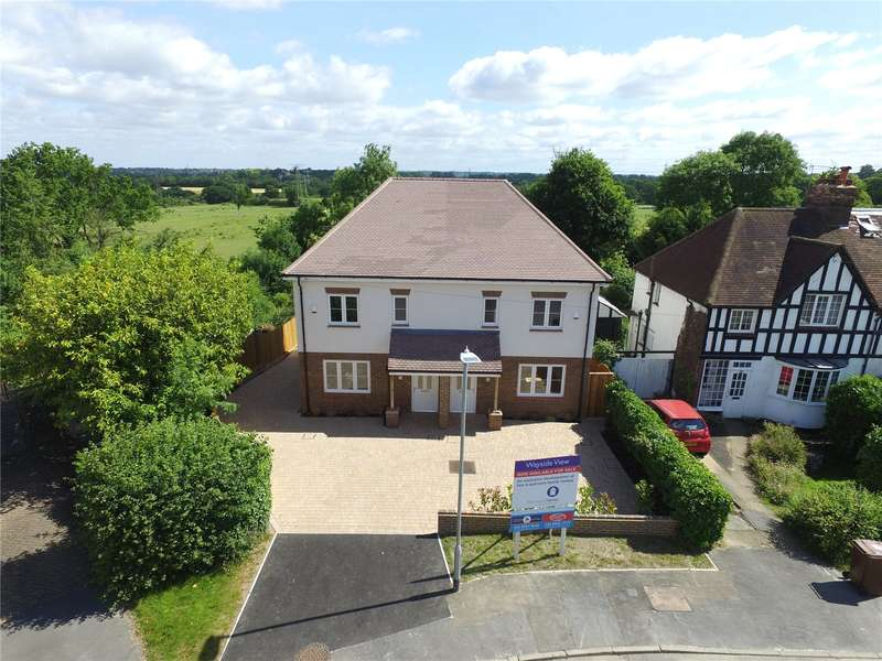 4 Bedrooms Semi Detached House for sale in 26A Wayside Avenue, Bushey, Hertfordshire, WD23