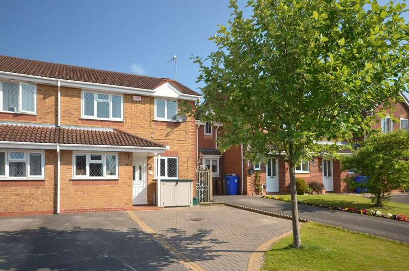3 Bedrooms Semi Detached House for sale in ****NEW**** Forrister Street, Meir Hay, ST3 5XF