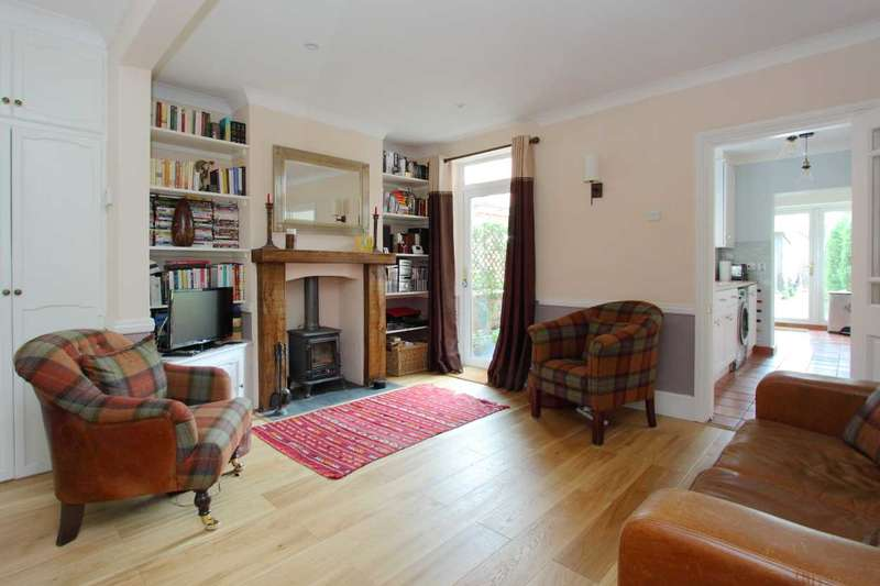 3 Bedrooms Terraced House for sale in Winchester Street, Whitchurch
