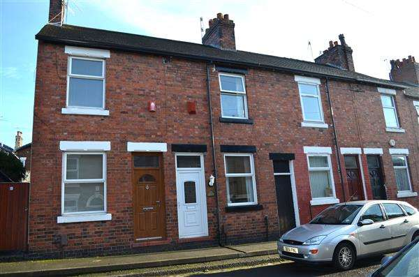 2 Bedrooms Terraced House for sale in John Street, Newcastle, Newcastle-under-Lyme