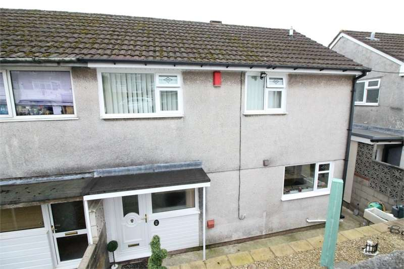 3 Bedrooms Semi Detached House for sale in Cleveland Drive, Risca, Newport, NP11