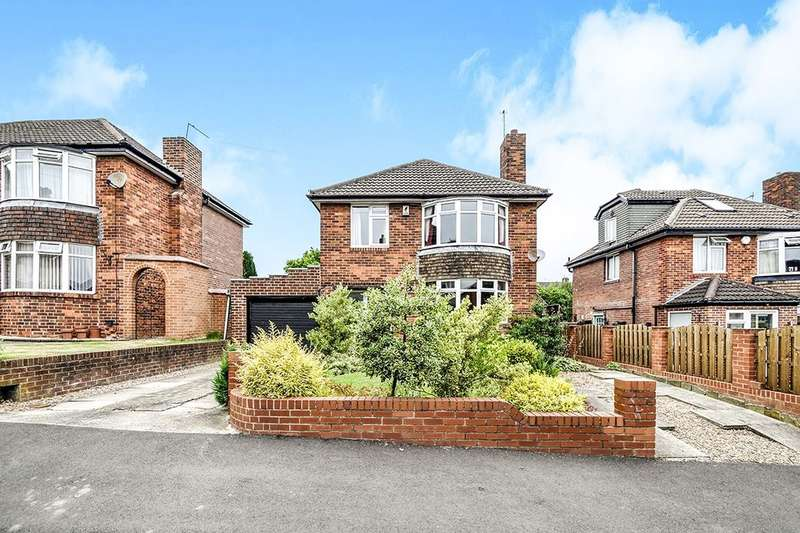 3 Bedrooms Detached House for sale in Park Avenue, Chapeltown, Sheffield, S35