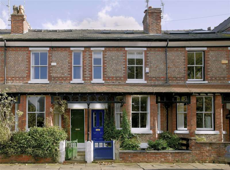 3 Bedrooms Terraced House for sale in Queen Mary Road, Crystal Palace