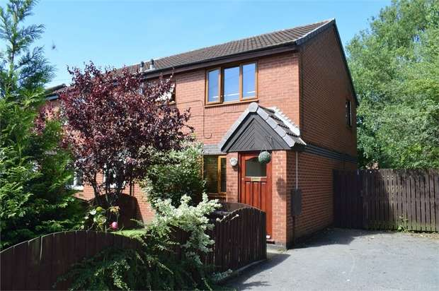 3 Bedrooms Semi Detached House for sale in Coney Crescent, Crosby, Liverpool, Merseyside