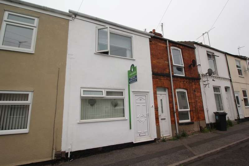 2 Bedrooms Property for sale in Fairfax Street, Lincoln, LN5