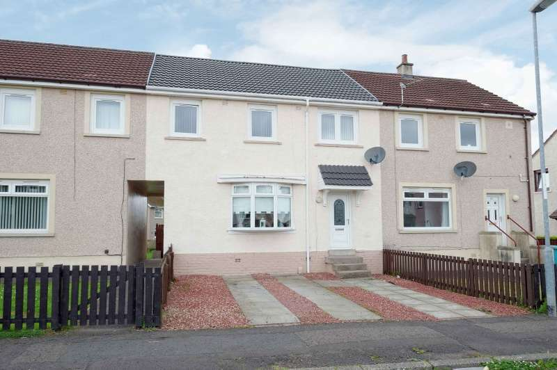 3 Bedrooms Terraced House for sale in St Enoch Avenue, Viewpark, Glasgow, G71 5HA