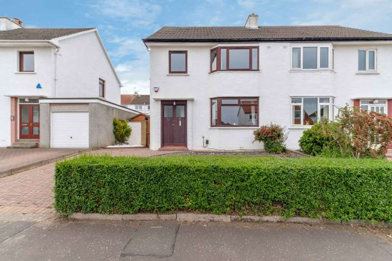3 Bedrooms Semi Detached House for sale in Silverknowes Bank, Edinburgh, EH4 5PB