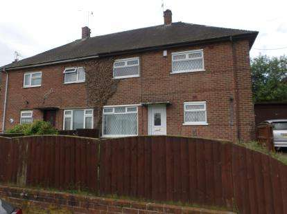3 Bedrooms Semi Detached House for sale in Repington Road, Stoke-On-Trent, Staffordshire, .