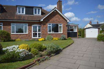 3 Bedrooms Bungalow for sale in Lincoln Croft, Shenstone, Lichfield