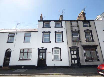 4 Bedrooms Terraced House for sale in Garth Road, Bangor, Gwynedd, LL57
