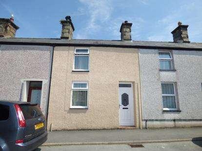 2 Bedrooms Terraced House for sale in School Street, Penrhyndeudraeth, Gwynedd, LL48