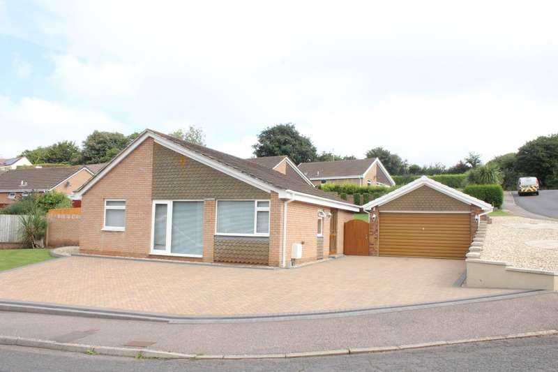 3 Bedrooms Detached Bungalow for sale in Meadow Park, Marldon