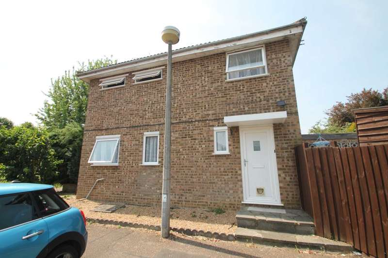 1 Bedroom End Of Terrace House for sale in 1 BEDROOM HOUSE WITH GARDEN & GARAGE