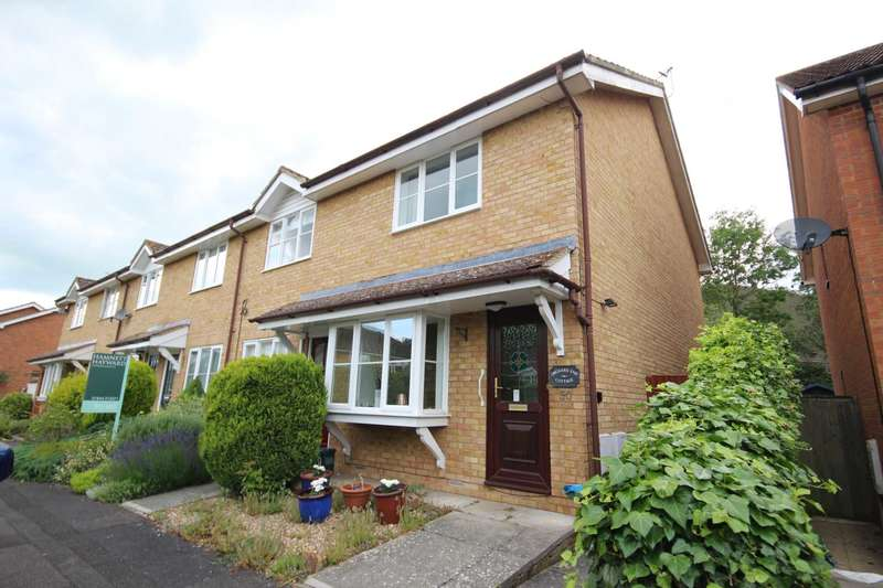 2 Bedrooms End Of Terrace House for sale in Anxey Way, Haddenham