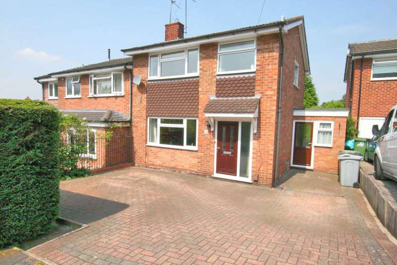 3 Bedrooms Semi Detached House for sale in Dean Close, Bollington