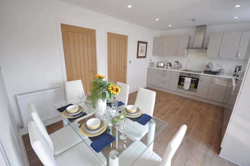 4 Bedrooms Detached House for sale in Plot 43, The Lucerne, Riversleigh, Warton, Preston, Lancashire, PR4 1AH